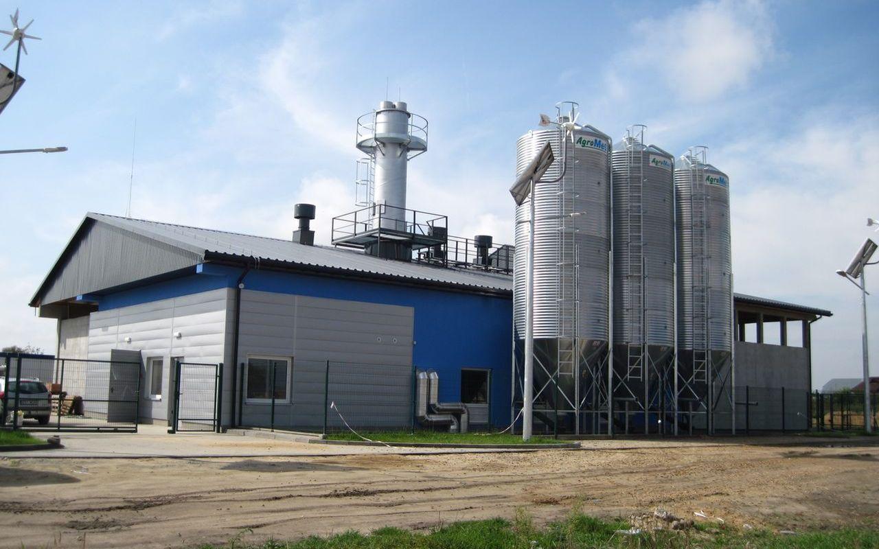 Budynki przemysłowe